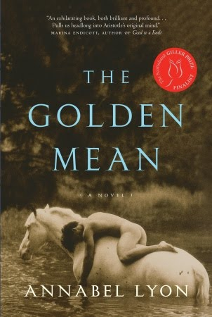 The Goldern Mean book cover