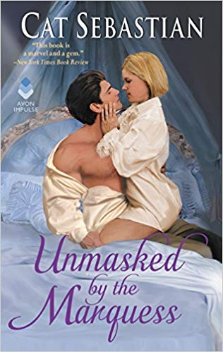 Cover of Unmasked by the Marquess.